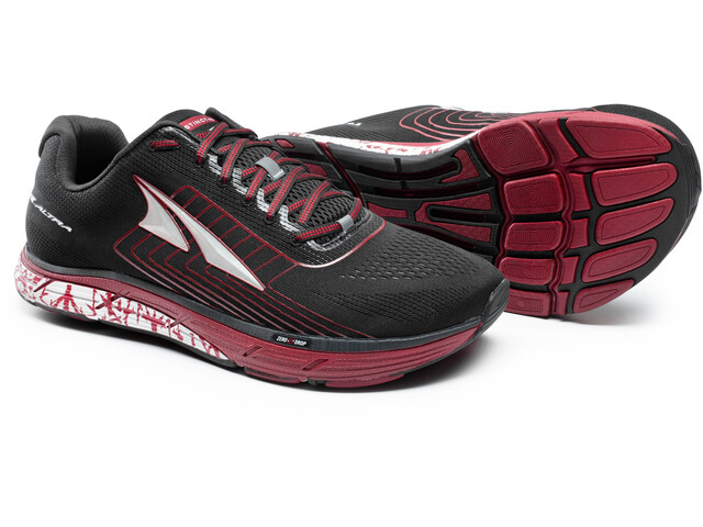 Altra Instinct 4.5 Road Running Shoes Men Red
